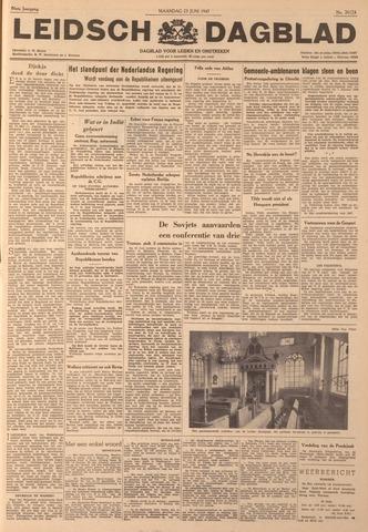 Leidsch Dagblad 1947-06-23