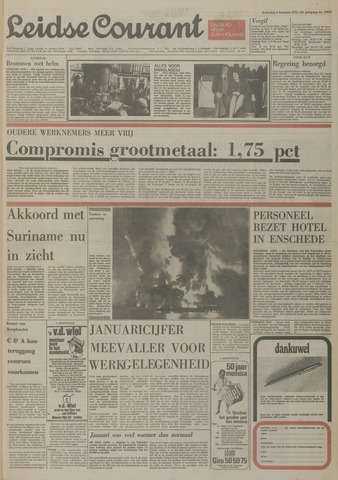 Leidse Courant 1975-02-01