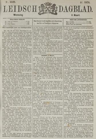 Leidsch Dagblad 1878-03-06