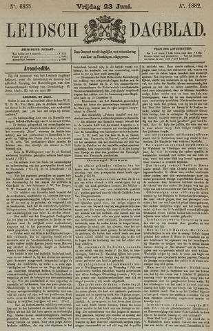 Leidsch Dagblad 1882-06-23