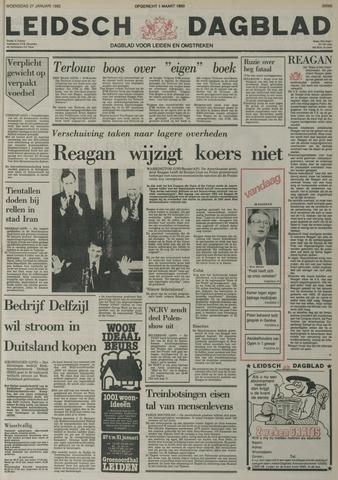 Leidsch Dagblad 1982-01-27