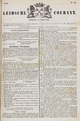 Leydse Courant 1882-02-14