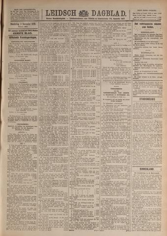 Leidsch Dagblad 1920-11-11