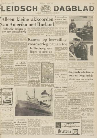 Leidsch Dagblad 1962-04-03