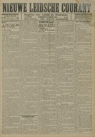 Nieuwe Leidsche Courant 1923-03-29