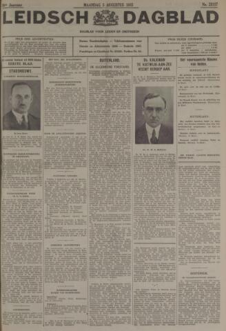 Leidsch Dagblad 1935-08-05