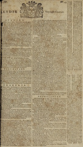 Leydse Courant 1767-04-24