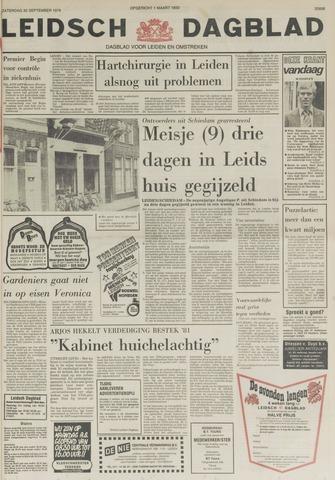 Leidsch Dagblad 1978-09-30