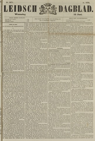 Leidsch Dagblad 1870-06-15