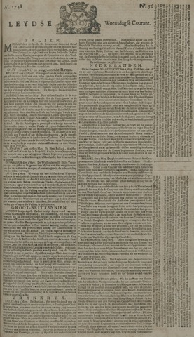 Leydse Courant 1748-05-08