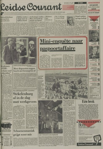 Leidse Courant 1988-04-27