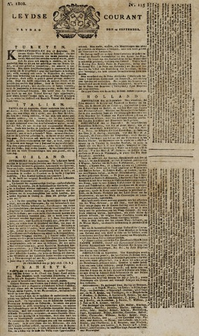 Leydse Courant 1808-09-23