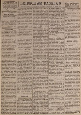 Leidsch Dagblad 1920-09-22