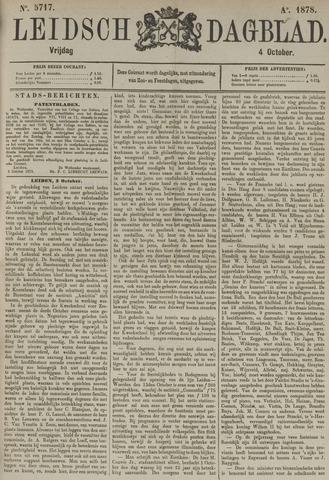 Leidsch Dagblad 1878-10-04