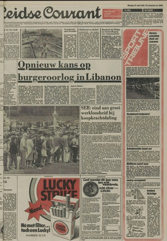 Leidse Courant 1981-04-21