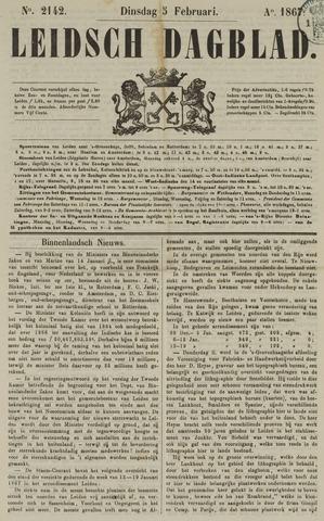 Leidsch Dagblad 1867-02-05