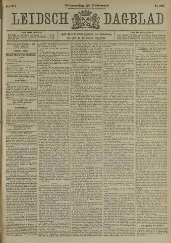 Leidsch Dagblad 1907-02-27
