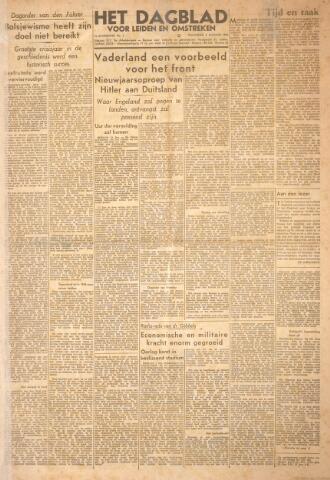 Dagblad voor Leiden en Omstreken 1944-01-03