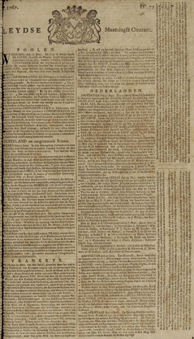Leydse Courant 1767-06-29