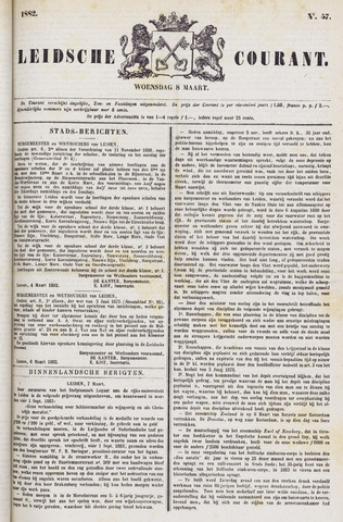 Leydse Courant 1882-03-08