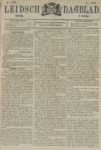 Leidsch Dagblad 1878-10-08