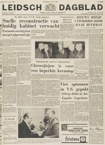 Leidsch Dagblad 1963-07-03