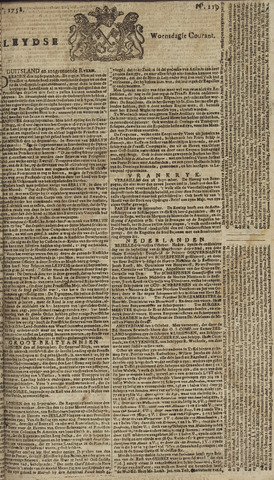 Leydse Courant 1758-10-04