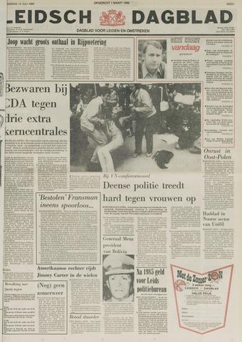 Leidsch Dagblad 1980-07-19