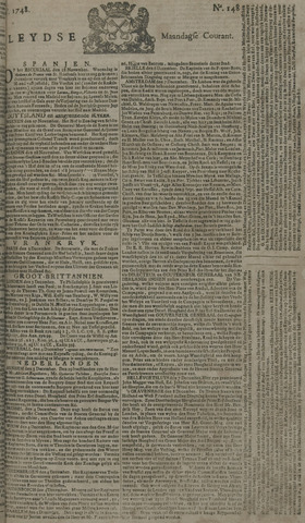Leydse Courant 1748-12-09