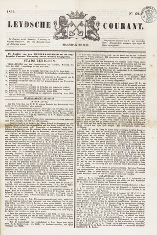 Leydse Courant 1865-05-22