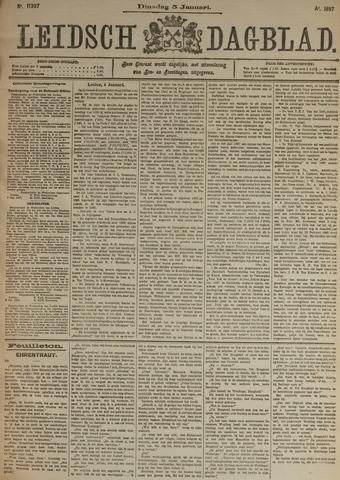 Leidsch Dagblad 1897-01-05