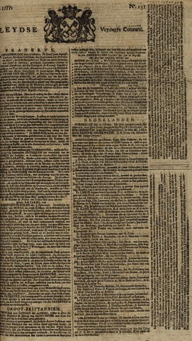 Leydse Courant 1777-10-31