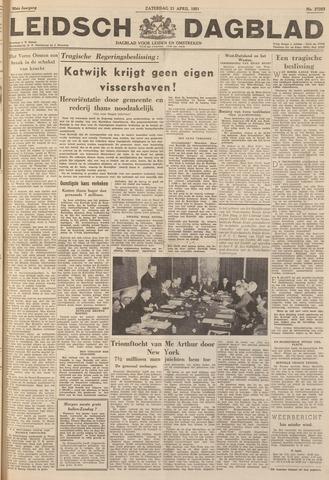Leidsch Dagblad 1951-04-21