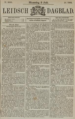 Leidsch Dagblad 1882-07-03