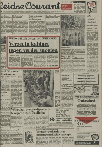 Leidse Courant 1987-04-29