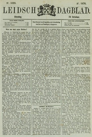 Leidsch Dagblad 1876-10-24