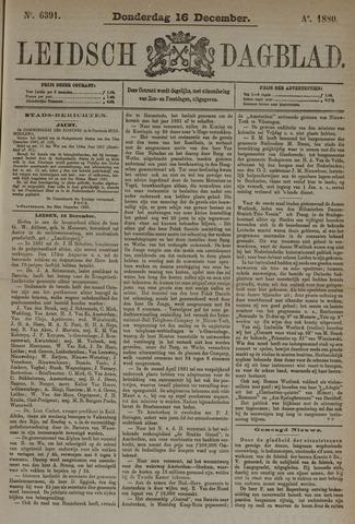 Leidsch Dagblad 1880-12-16