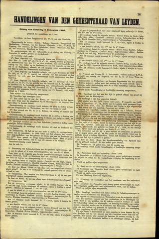 Handelingen van de Raad 1866-12-08