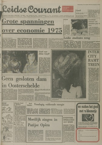 Leidse Courant 1974-11-21