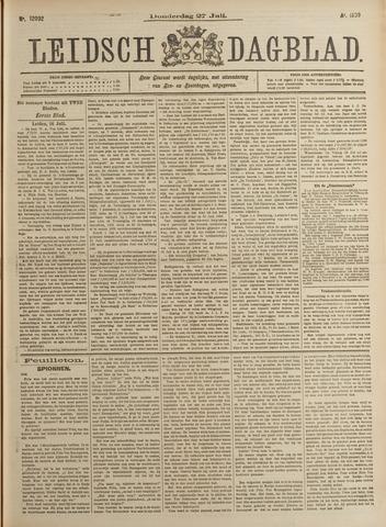Leidsch Dagblad 1899-07-27