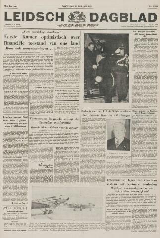 Leidsch Dagblad 1956-01-11