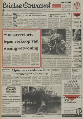Leidse Courant 1988-04-01