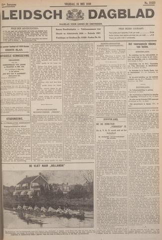 Leidsch Dagblad 1930-05-16