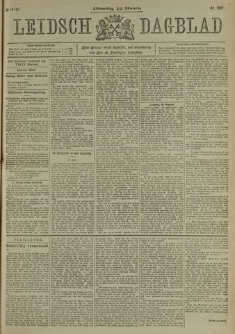 Leidsch Dagblad 1907-03-12