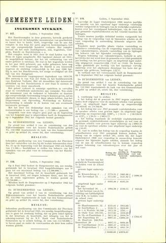 Handelingen van de Raad 1942-09-01