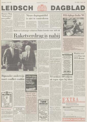 Leidsch Dagblad 1990-06-01