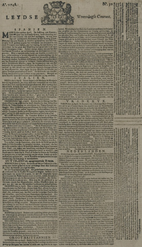 Leydse Courant 1748-04-24