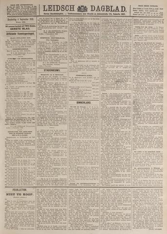 Leidsch Dagblad 1919-09-04
