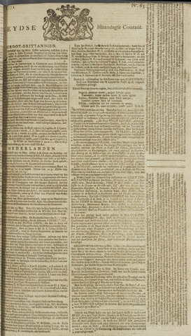Leydse Courant 1772-05-25