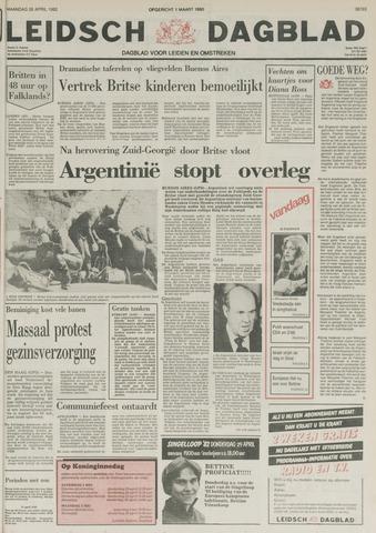 Leidsch Dagblad 1982-04-26